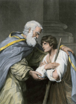 5 amazing fathers in the Bible