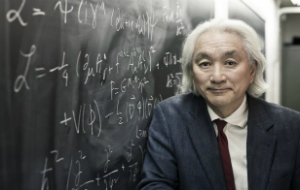 Michao Kaku believes the universe is designed, and he has the proof.