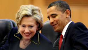 White House admits Clinton is under criminal investigation, endorses her anyway