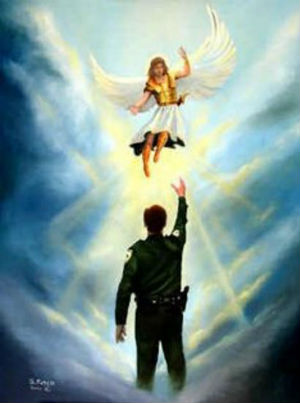 God, watch over all policement and law enforcement...