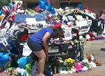 Image of Memorial for Baton Rouge (NBCDFW).