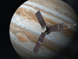 NASA: We conquered Jupiter! Jupiter: LOL