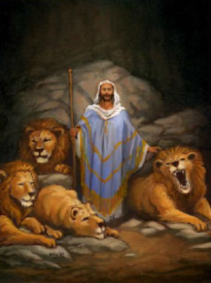 Like Daniel and the lions, God saves believer from vicious dogs