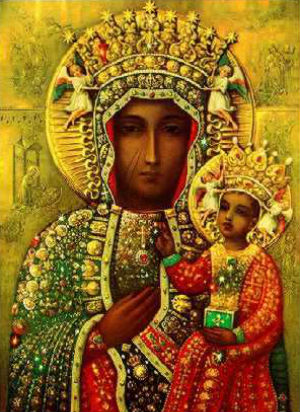 Why is this 'Black Madonna' so important?