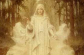 Image of Our Lady of Fatima 'final battle' prediction (YouTube).