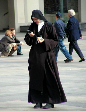 Did Pope Francis seriously just give nuns permission to play Pokemon Go?