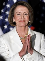 Image of Congresswoman Nancy Pelosi