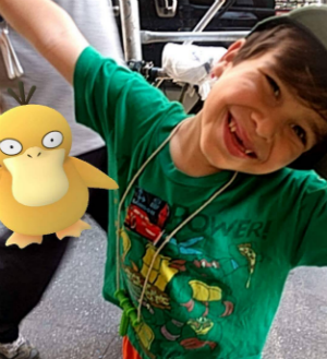 'Thank you Nintendo!!!': Pokemon GO helps autistic child overcome obstacles