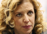 Image of Debbie Wasserman Schultz pressured to resign.