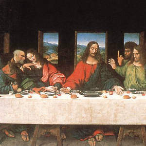 Mystery uncovered - Is Leonardo Da Vinci's, 'The Last Supper' ANTI-CATHOLIC HERESY?