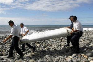 Investigators confirm debris from MH370, but plane may NEVER be found