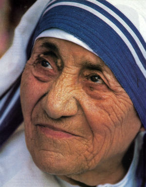Making a Difference: Saint Mother Teresa