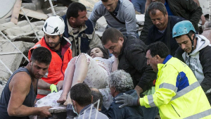 Miracle after miracle! Rescuers pulling survivors from rubble of Italian quake