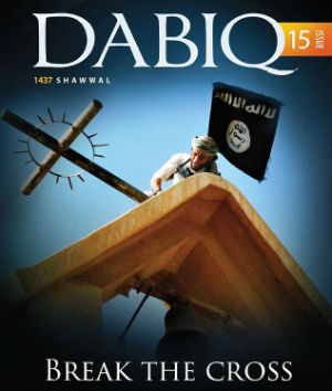 Jesus the 'slave of Allah?' - Islamic State magazine mocks Christ