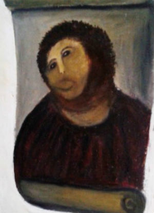 Painting of Jesus gone wrong becomes topic of new comedic opera