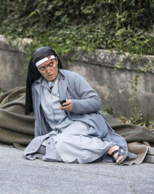 The Face of Italy's Earthquake: Who is the nun featured in this now ICONIC photo?
