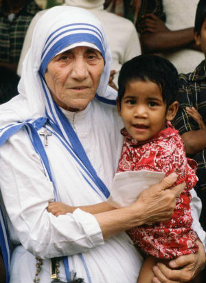 'She was so united with Jesus': Mother Teresa received visions from Christ
