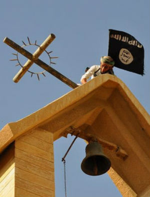 'They are at risk': Western churches next ISIS target?
