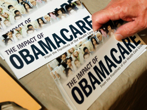 ANOTHER insurer drops out of Obamacare as system continues to collapse