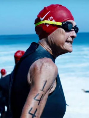 Amazing nun fuelled with faith competes in Ironman triathlons