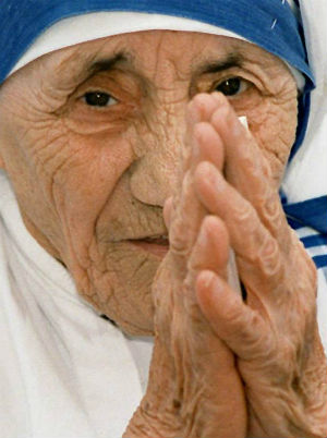 'She was a missionary and an ambassador for the sanctity of life': The impact of Mother Teresa exhibit