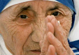 Image of Mother Teresa touched the world.