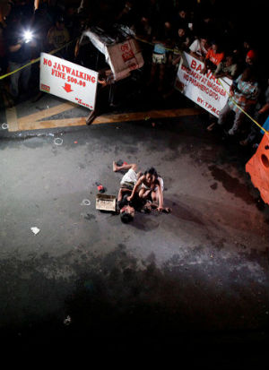 'From a generation of drug addicts, shall we become a generation of street murderers?' - Philippine's Archbishop opens up about Filipino drug murders