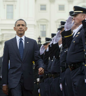 I NEED MORE POWER - How Obama is taking over your local police force