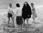 Image of Nuns are no longer allowed to wear their habits to the beaches of Nice.