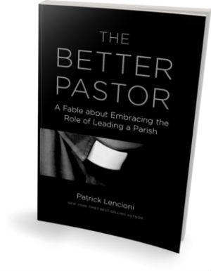 Business Management Expert Patrick Lencioni Applies Expertise To Catholic Parishes