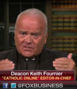 Deacon keith fournier
