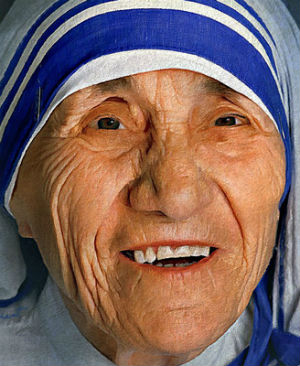 The Church is excited to see Mother Teresa canonized.