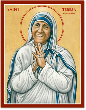 Which is it? Saint Teresa of Calcutta or Mother Teresa of Kolkata