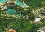 Image of Xcaret Mexico boasts the world's largest natural aquarium.