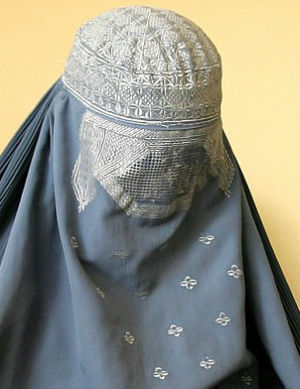 Women celebrate ISIS-sanctioned burka ban