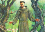 Image of How will St. Francis of Assisi challenge you today?