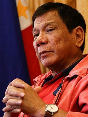 'They have to go' - Philippines President wants U.S. forces out of his country