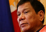 Image of Rodrigo Duterte wants the U.S. out of the Philippines.