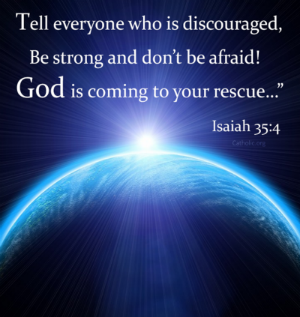 Your Daily Inspirational Meme: God Is Coming