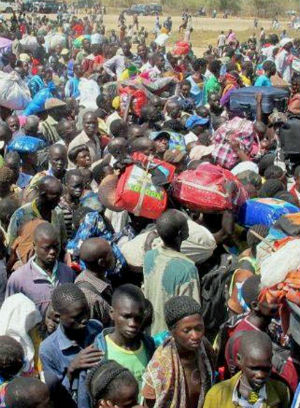 The Church is on the move in South Sudan