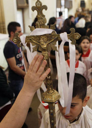 What will happen to Iraq's Christians?