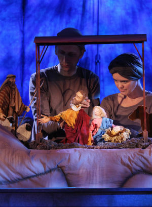 'I want it to sound like the Bible': The real story behind Henson's puppet nativity show