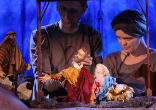 Image of Jane Henson is bringing the Nativity story to life (Jane Henson's Nativity Story/Facebook).