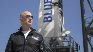 Will you ride on this rocket? Blue Origin unveils new, reusable rocket as big as Saturn V