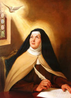 Celebrate St. Teresa of Avila's feast day with special items