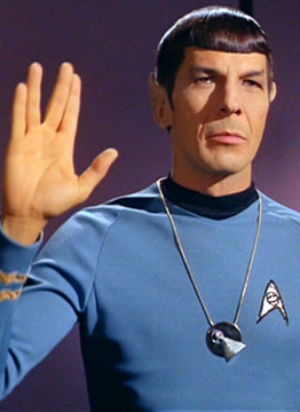 'Star Trek proposed a true model of cooperation' - Vatican hails show a model of peace