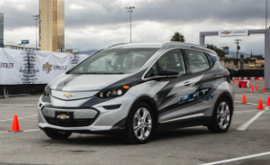 Chevrolet beats Tesla to market with affordable, long range, all-electric car