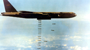 DID YOU KNOW? The most bombed country during the Vietnam War was NOT Vietnam? Find out where the U.S. dropped TWO MILLION tons of bombs