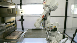 Robots take over pizza joint! Fast food jobs due to be phased out