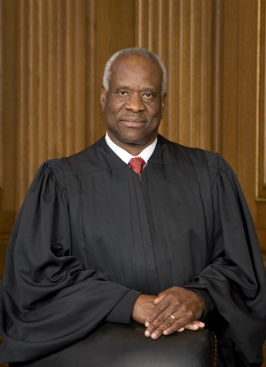 Justice Clarence Thomas: 'The city is broken in some ways'